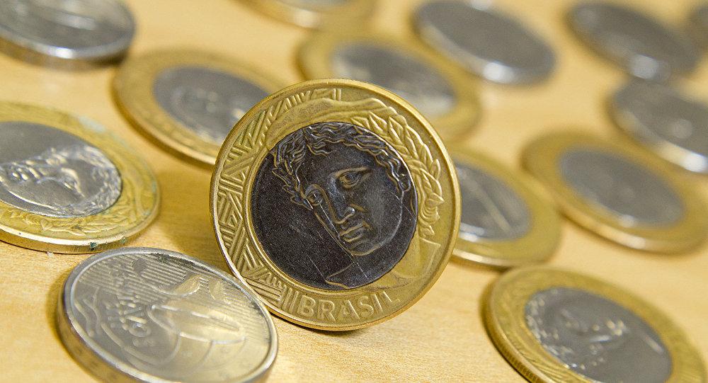 Faltam moedas em circulação no Brasil