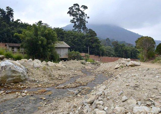A chuva de janeiro de 2011 deixou cerca de 350 mortos em Teresópolis e destruiu diversos bairros da cidade