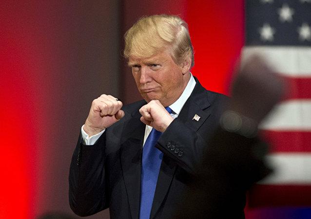 Trump vitória 2