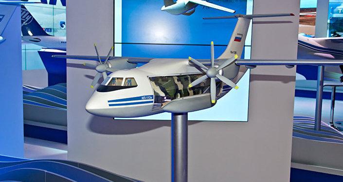 Avião Il-112V