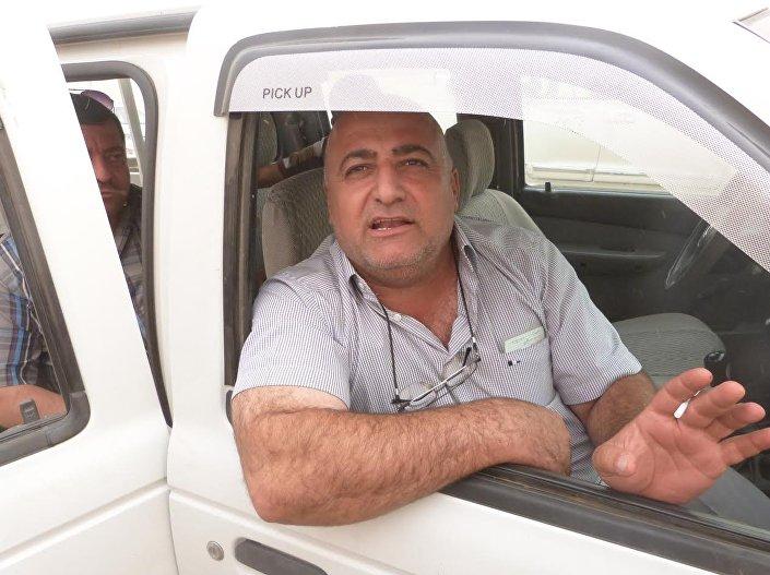 Baha Erzan Asu, representante da comunidade cristã de Mossul que deu entrevista à Sputnik Turquia