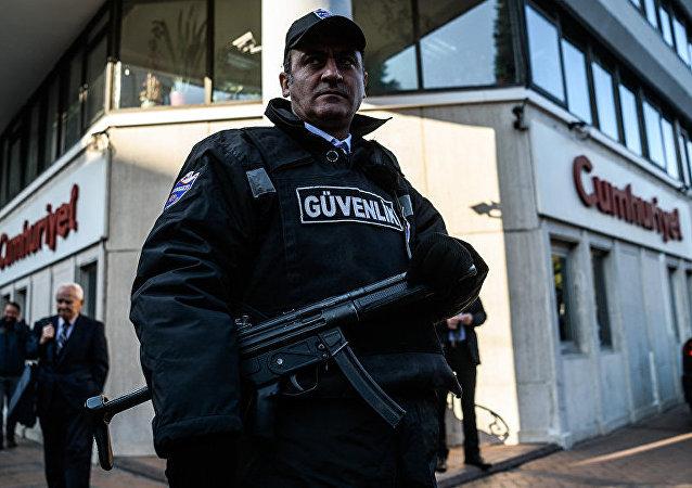 Polícia Turca