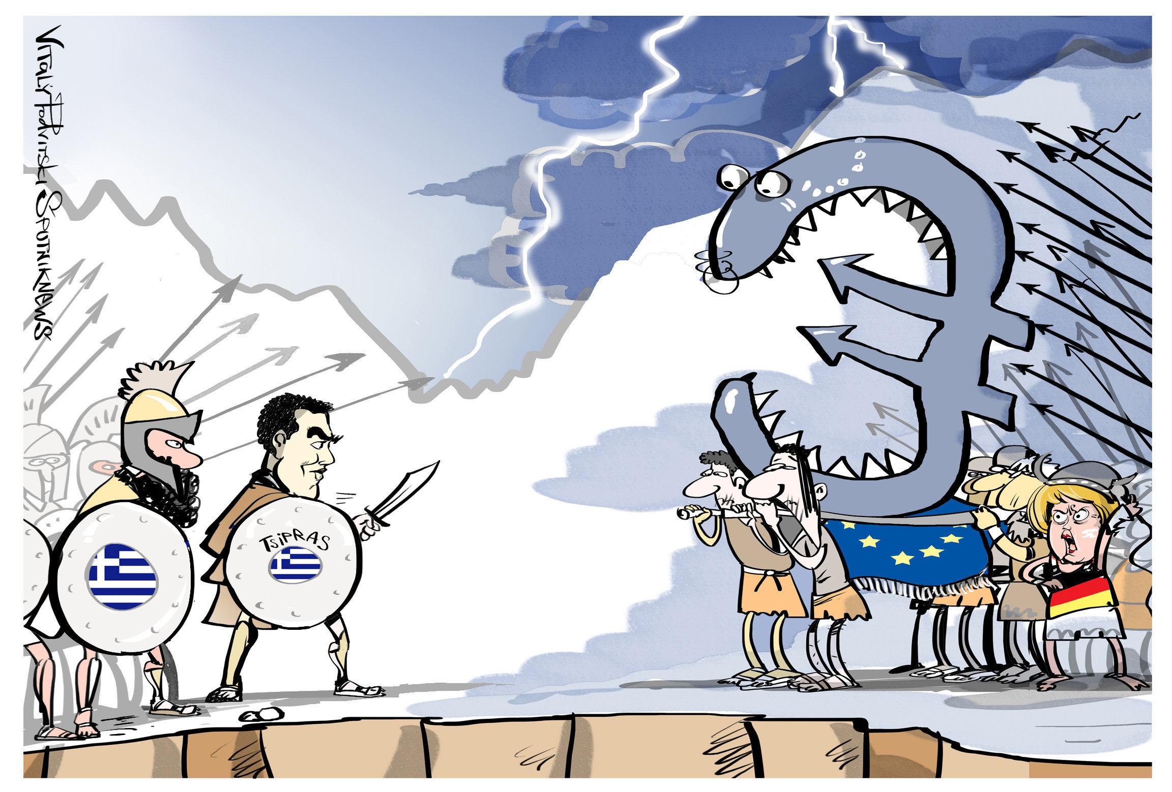 Primeiro-ministro grego, Alexis Tsipras, irrita a União Europeia