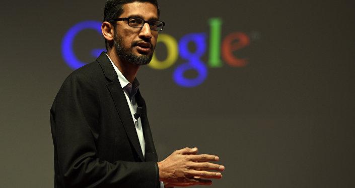 CEO do Google Sundar Pichai