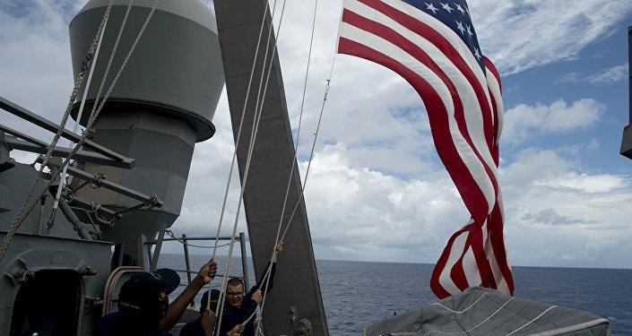 Governo Trump pretende aumentar para 350 o número de navios da Marinha americana
