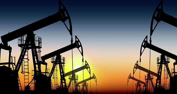 Extração de de petróleo
