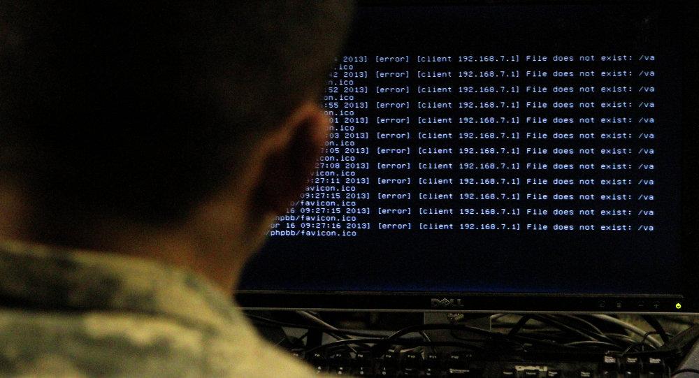 Processamento de dados cibernéticos