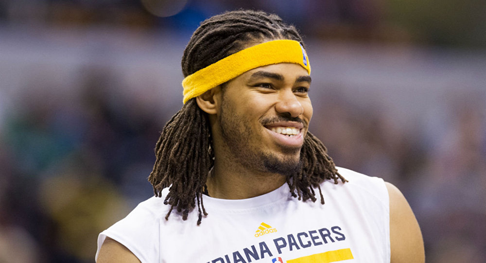 Chris Copeland, ala do Indiana Pacers.