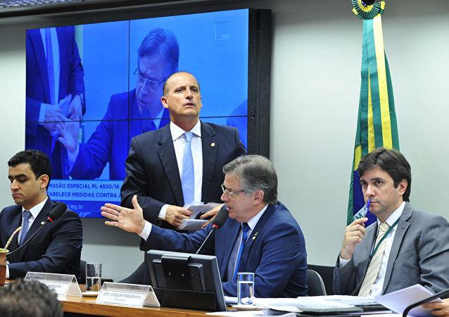 Reunião da Comissão Especial da Câmara debate as dez medidas de combate à corrupção