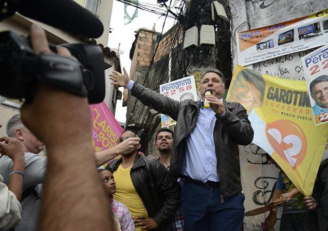Anthony Garotinho, ex-governador do Rio de Janeiro