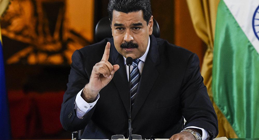 Nicolás Maduro, presidente da Venezuela