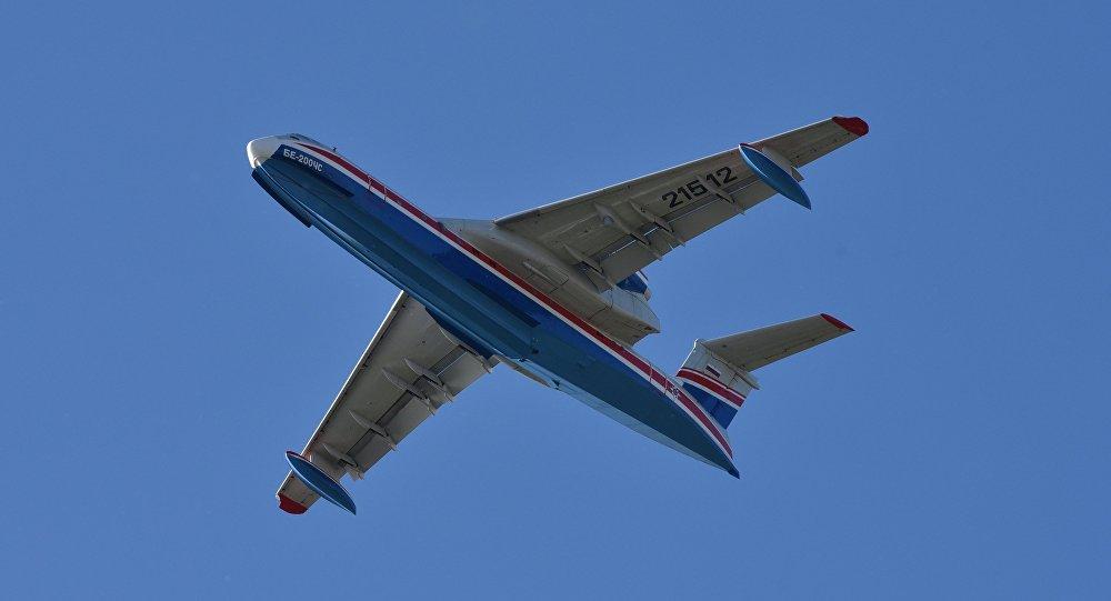Aeronaves anfíbia russas, destinadas ao combate a incêndios e eliminação das situações de emergência, Beriev Be-200