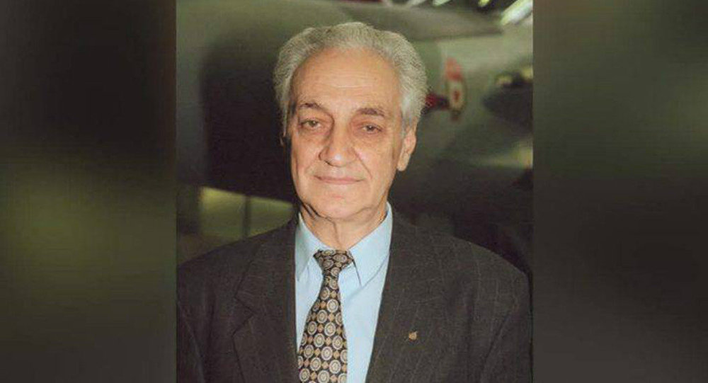 Ivan Mikoyan, construtor de aviões russo