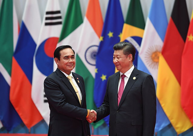 China e Tailândia
