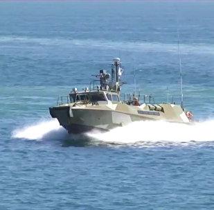 Hoje, os militares da Rússia celebram o Dia da Infantaria Naval
