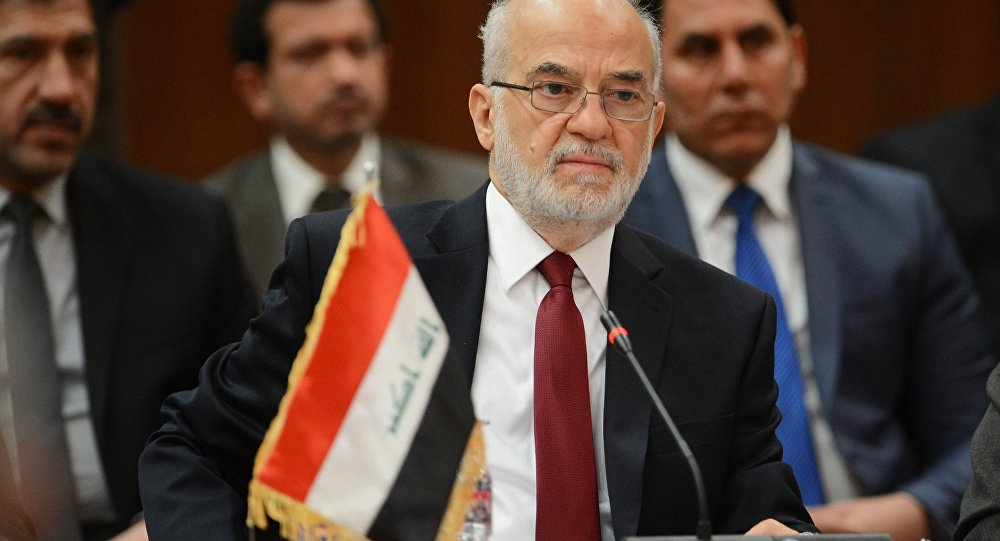 Premier iraquiano, Haider al-Abadi (arquivo)