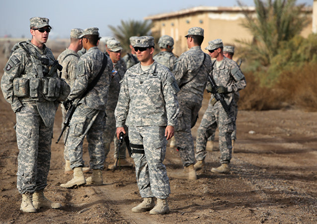 Soldados do Exército dos EUA