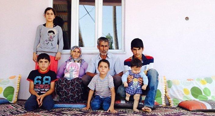 Família de militar turco raptado pelo Daesh