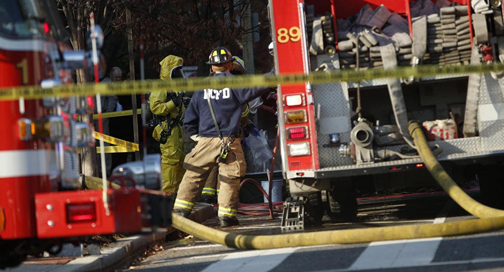 Nove mortos e 25 desaparecidos após fogo em