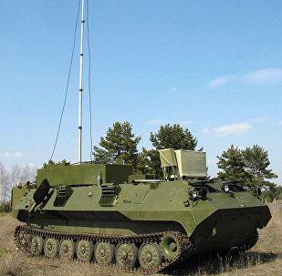 Sistema de guerra eletrônica Borisoglebsk-2