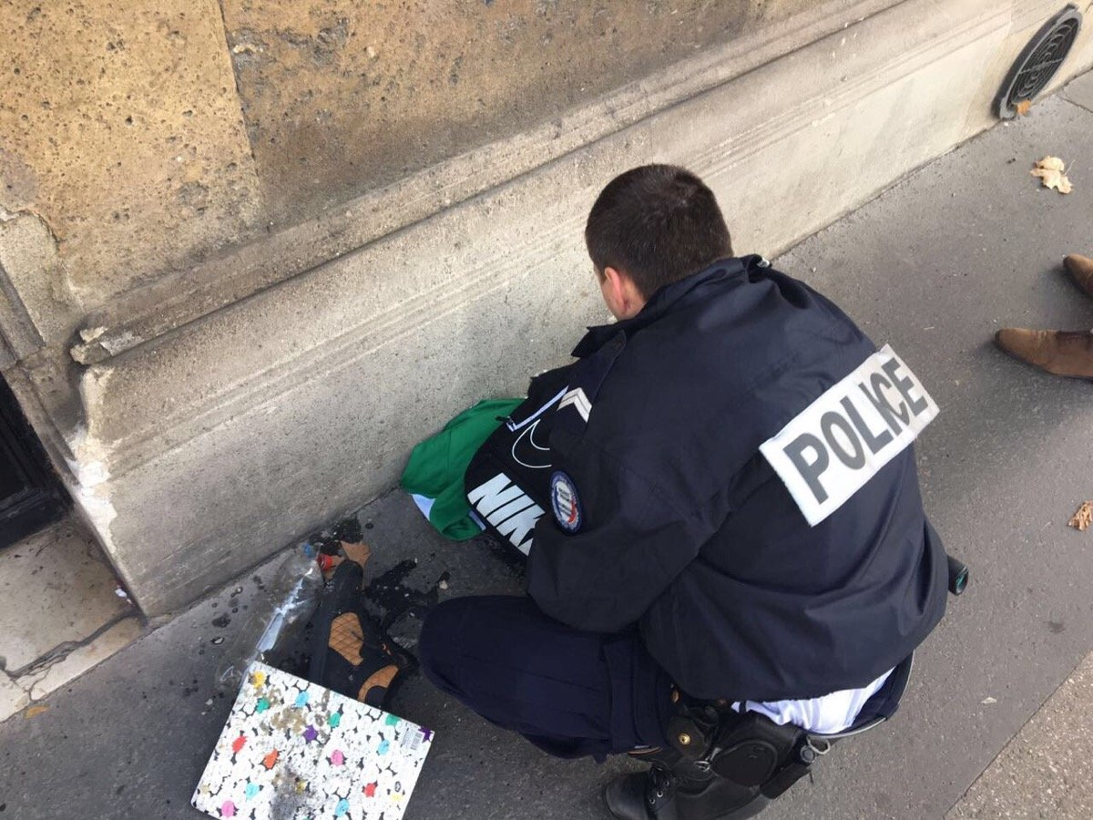 Pacote suspeito encontrado perto do escritório da Sputnik em Paris