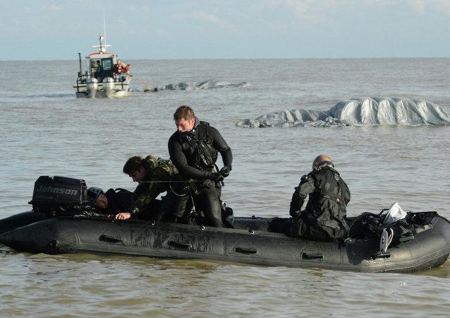 Navy SEALs (as equipes Mar, Ar e Terra das Forças Armadas dos EUA), unidades de elite com ótimo treinamento