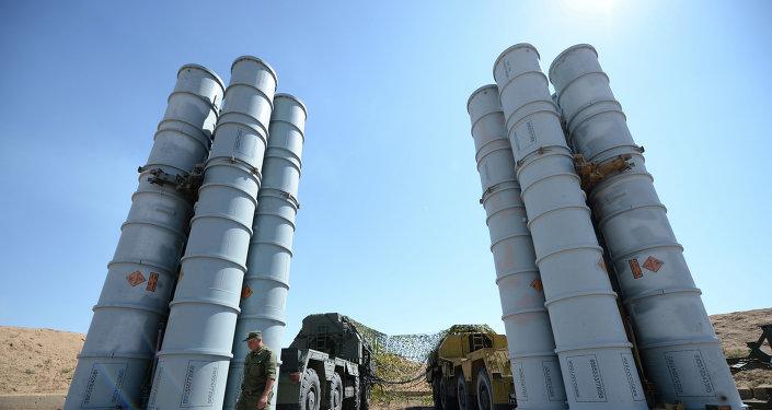 Sistema de mísseis S-300