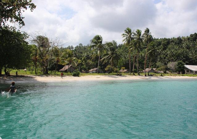 Ilhas Salomão (arquivo)