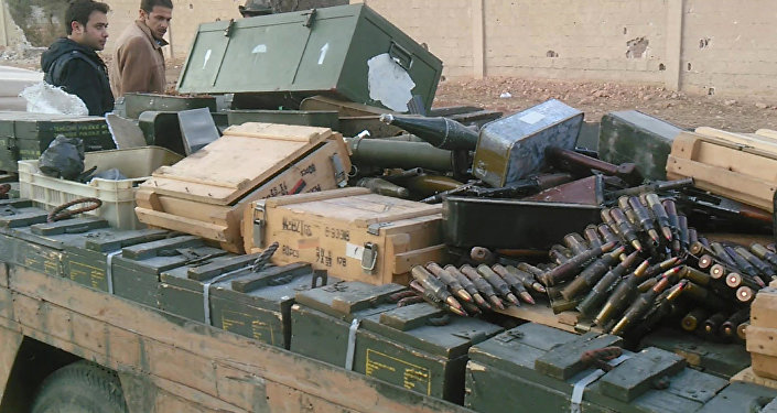 Cidade de Khan al-Shih veio sob o controle completo das autoridades sírias