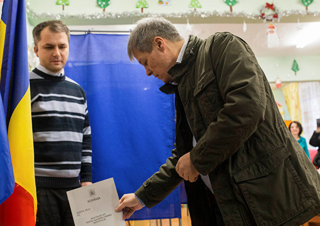 Eleições na Romênia