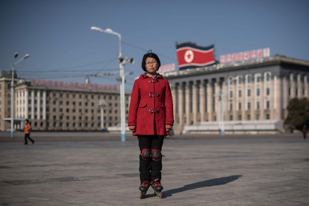A Rare Glimpse Into Daily Life in North Korea