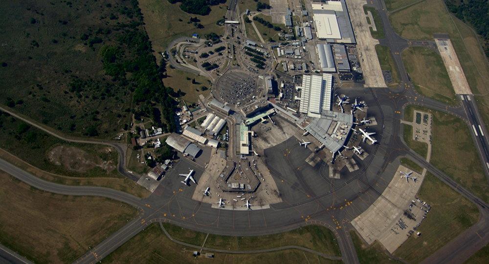Aeropuerto de Ezeiza, Argentina