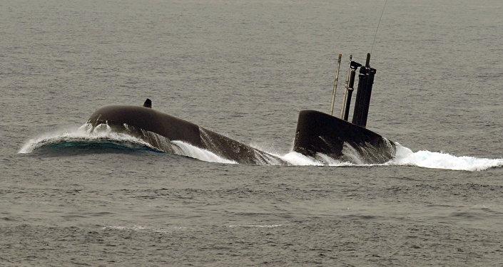 Submarino sul-coreano da classe 209