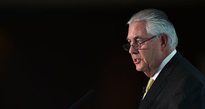 Rex Tillerson, novo secretário de Estado dos EUA