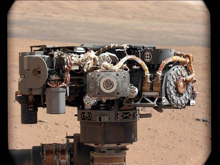 Sonda de Marte Curiosity