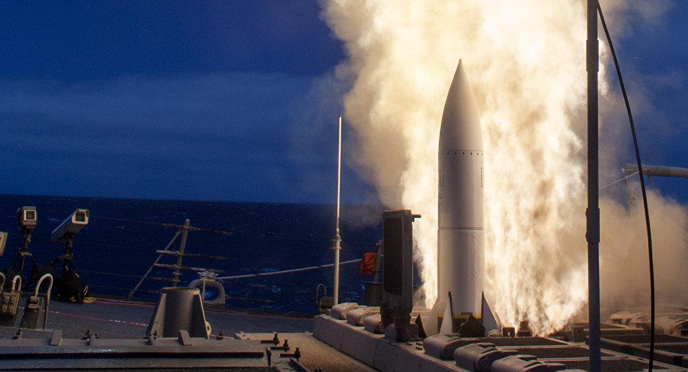 Standart Missile 6 (SM-6)