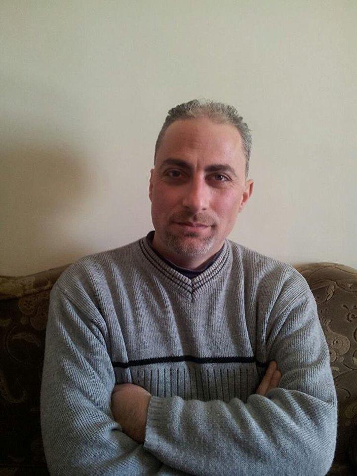 Rezzan Hido, político curdo