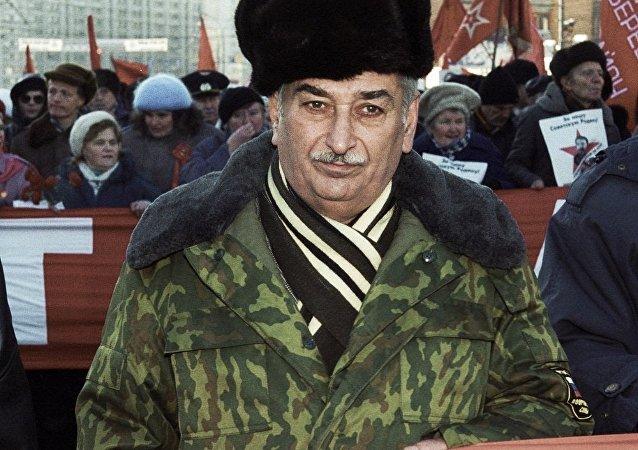 O neto de Josef Stalin, Yevgeny Dzhugashvili