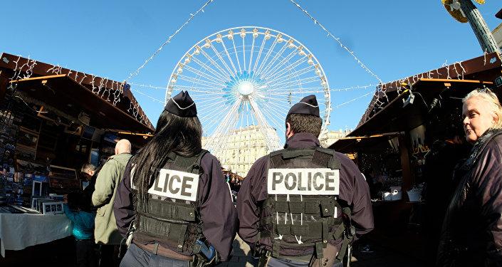 Polícia da França