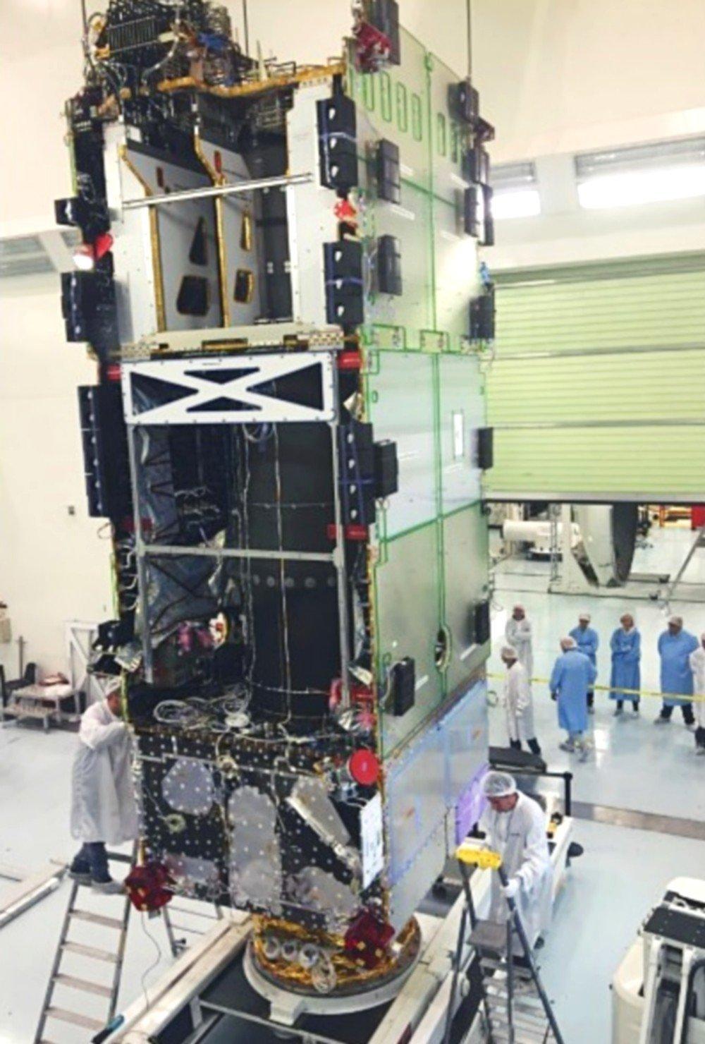 O Satélite Geoestacionário de Defesa e Comunicações Estratégicas (SGDC) depois de lançado ficará em fase de testes por 60 dias.