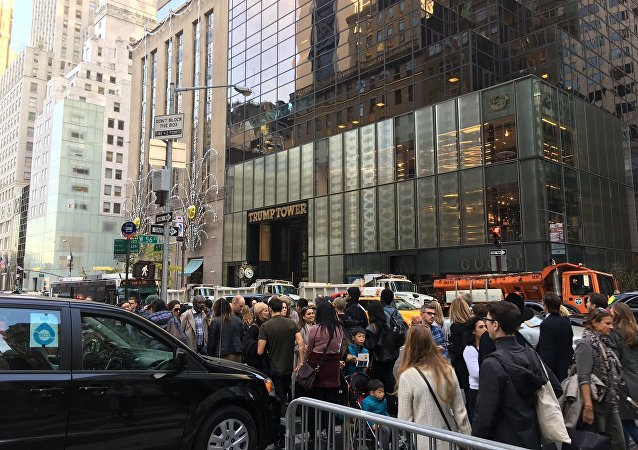 Trump Tower em Nova York