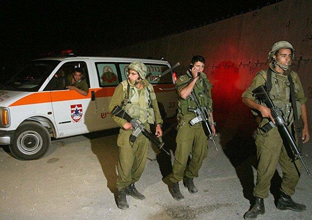 Soldados das IDF (foto de arquivo)