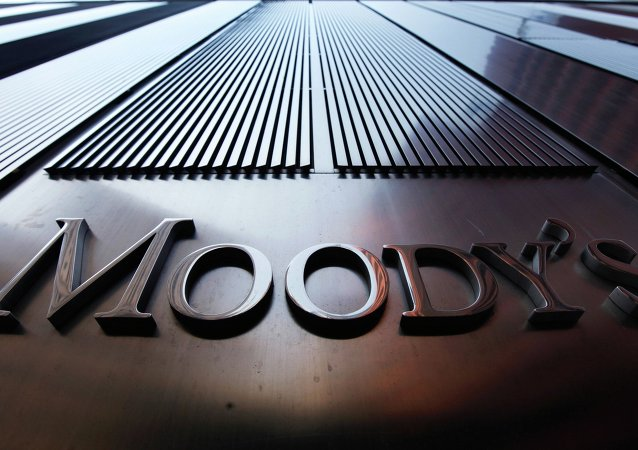 Agência de classificação de risco de crédito Moody's
