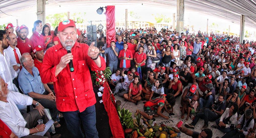 Lula defende eleição neste ano e diz que, 'se necessário', disputa