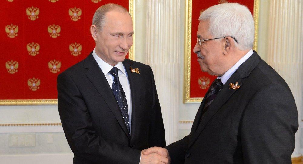 OLP  pede intervenção de Putin para impedir embaixada dos EUA em Jerusalém