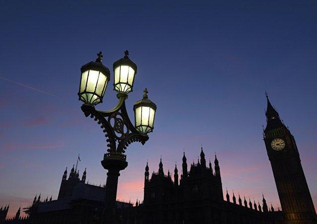 Londres, Reino Unido (arquivo)