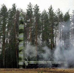 Lançamento do míssil Topol-M