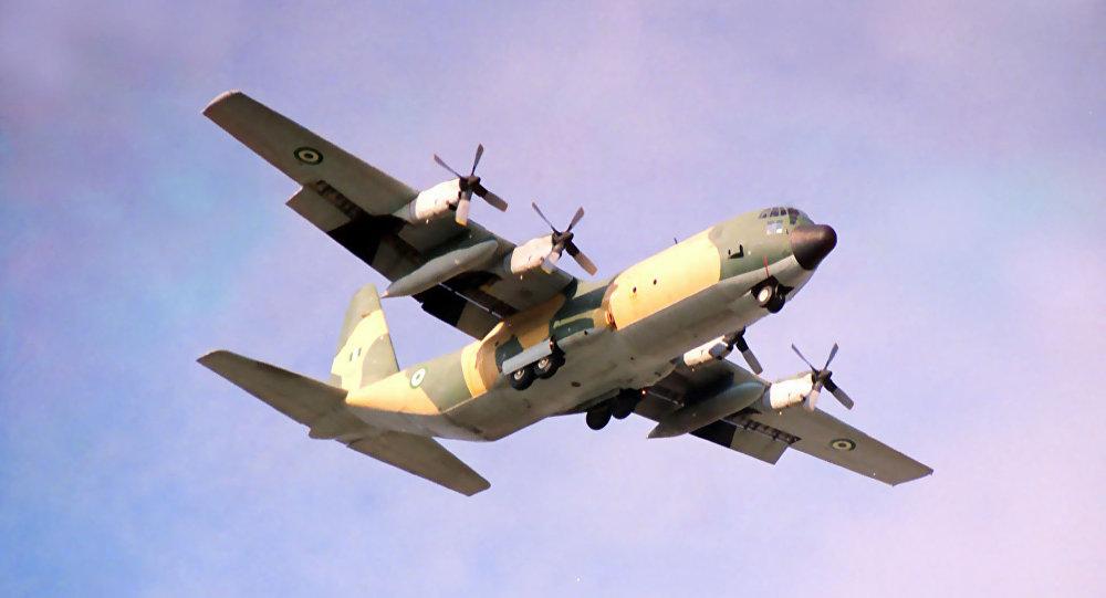 Força Aérea da Nigéria (Arquivo)