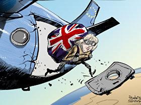 Theresa May toma posição resoluta em relação ao Brexit