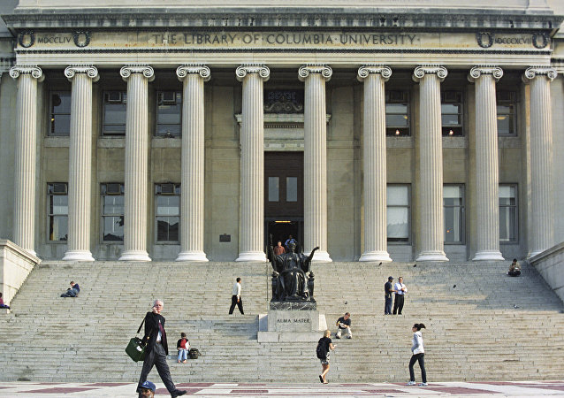 Universidade Columbia, EUA